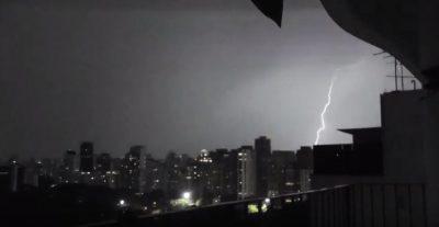 Foto de chuva 4 - SP